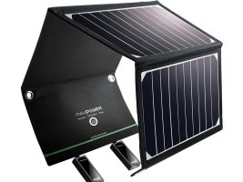 Top 3 Best Portable Solar Chargers 2017 Review