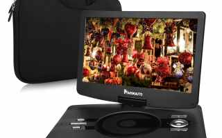 Top 10 Best Portable Blu Ray DVD Players in 2018 Review