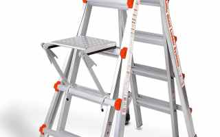 Top 10 Best Telescoping Ladder in 2018 Review