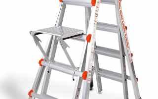 Top 10 Best Telescoping Ladder in 2018 Review