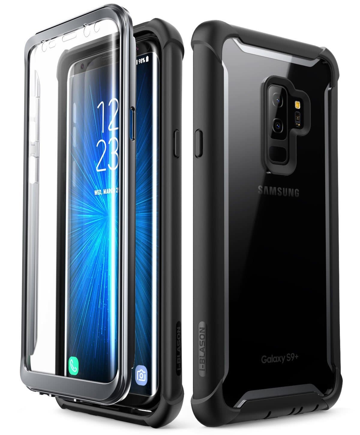competitive price e0791 d5cdd Top 10 Best Screen Protectors for Samsung Galaxy S9 Plus 2019 Review ...