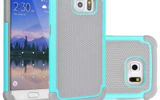 Top 10 Best Samsung Galaxy S6 Cases 2020 Review