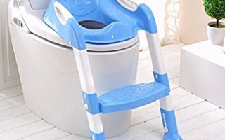 Top 10 Best Toilet seats for potty training in 2019 Review