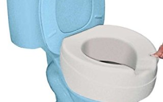 Top 10 Best Toilet seats for hemorrhoids in 2019 Review