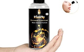 Top 10 Best personal lubricant for elderly in 2019 Review