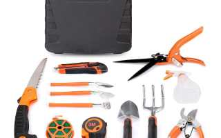 Top 10 Best Garden Tool set 2019 Review