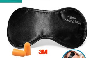 Top 10 Best Sleep Mask 2018 Review