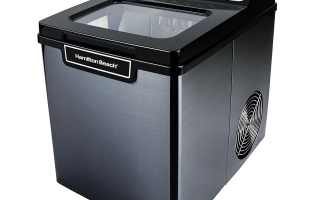 Top 10 Best Portable Ice Maker 2018 Review