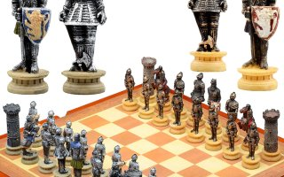 Top 10 Best Medieval chess set in 2019 Review
