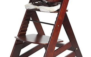 Top 10 Best Wooden Baby High Chairs in 2019 Review