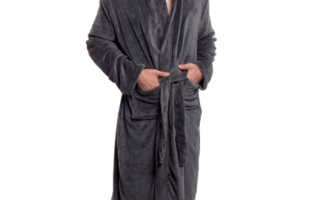 Top 10 Best Men Bathrobes in 2018 Review