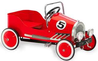 Top 10 Best Pedal Cars in 2019 Review