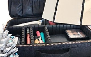 Top 10 Makeup Train Cases in 2018 Review