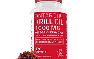 Top 10 Best Krill Oils in 2018 Review