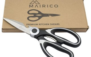 Top 10 Best Stainless Steel Scissors in 2020 Review
