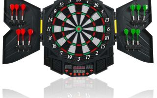 Top 10 Best Dartboard 2018 Review