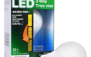 Top 10 Best 3-Way LED Bulb 2018 Review