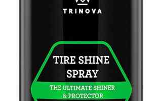 Top 10 Best Tire Shine 2019 Review