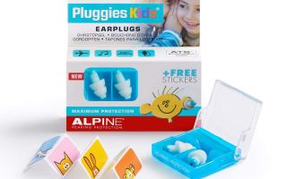 Top 10 Best Ear Plugs for Kids in 2018 Review