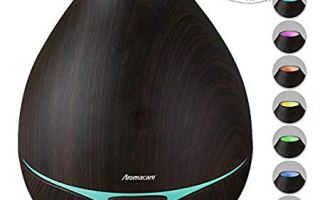 Top 10 Best Essential Oil Diffusers in 2019 Review