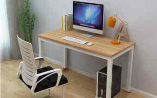Top 10 Best wooden Computer Desks in 2018 Review