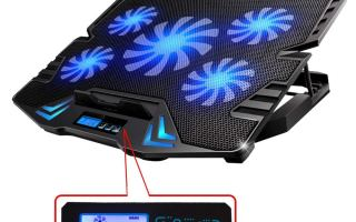 Top 10 Best Laptop Cooling Pad in 2019 Review