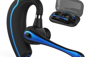 Top 10 Best Bluetooth Headset for Samsung Note 9 in 2018 Review