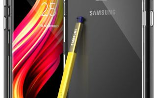 Top 10 Best Case for Samsung Note 9 in 2018 Review