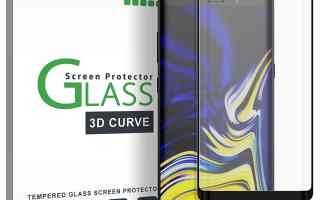 Top 10 Best Screen Protector For Samsung Note 9 in 2019 Review