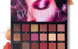 Top 5 Best eye shadow palettes in 2019 Review