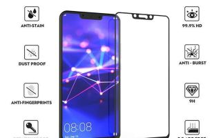 Top 5 Best Huawei mate 20 pro tempered glass in 2020 Review.