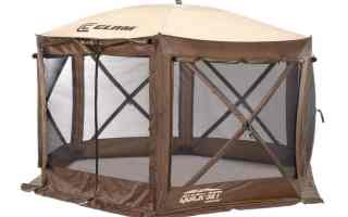 Top 10 Best camping screen houses & rooms in 2019 Review