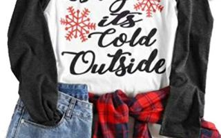Top 5 best women's Christmas shirts in 2018 review