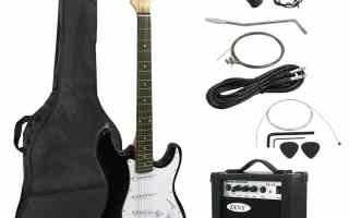 Top 5 Best electric guitar in 2018 reviews