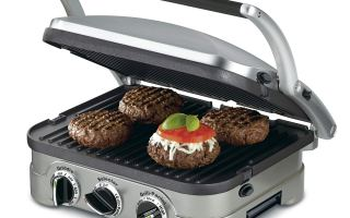 Top 5 Best electric griddles in 2019 Review