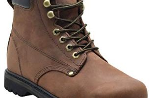 Top 5 Best comfortable work boots in 2019 Review