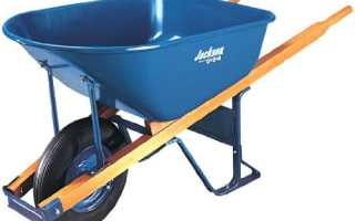 Top 5 Best wheelbarrows in 2019 Review