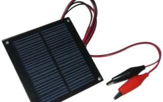 Top 5 best mini solar panel in 2019 review