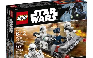 Top 5 best lego star wars mini in 2019 review
