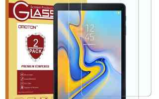 Top 5 best Samsung Galaxy Tab A 10.5 Screen Protector in 2019 review