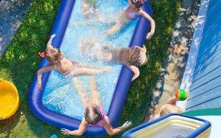Top 5 best inflatable pool in 2019 review