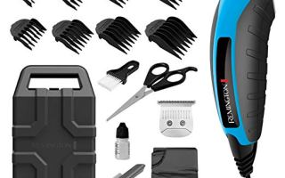 Top 5 best clippers for black hair in 2019 review