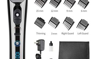 Top 5 best hair clippers in 2019 review