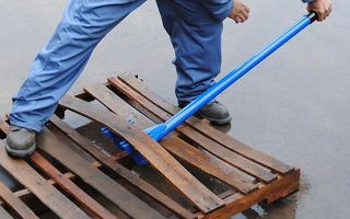 Top 5 best pallet busters in 2019 review