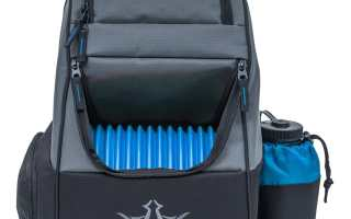 Top 5 best disc golf bag in 2019 review