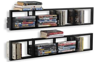 Top 5 best blue ray shelf in 2020 review