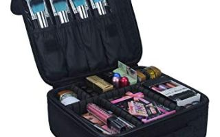 Top 5 best makeup case walmart in 2019 reviews