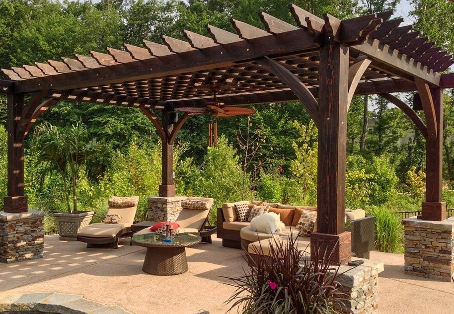 patio cover company arbors pergolas