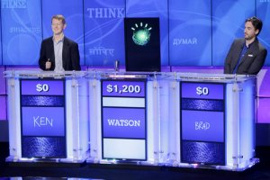 Watson and Jeopardy