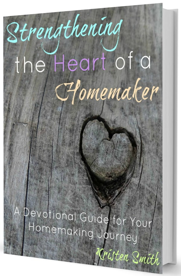 Strengthening the Heart of a Homemaker 3d 600x900